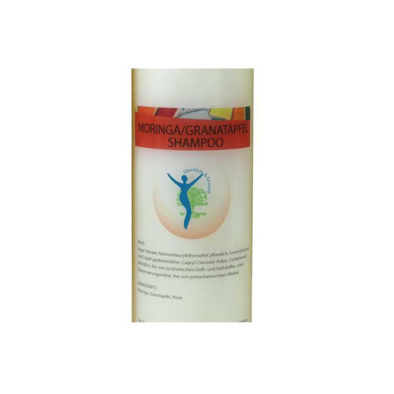Moringa/Granatapfel Shampoo & Duschgel 200ml